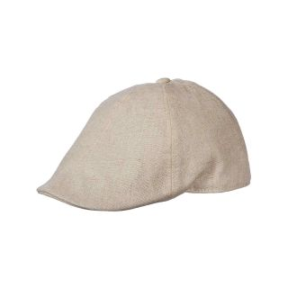 St. Johns Bay St. John s Bay Linen Ivy Cap, Natural, Mens