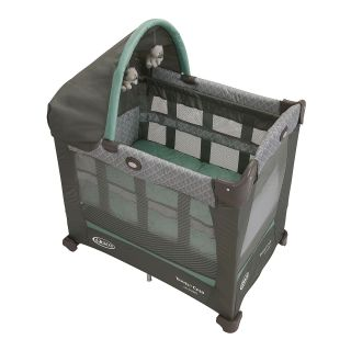 Graco Travel Lite Crib w/ Stages   Manor