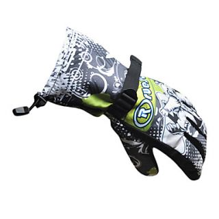 Rruesch   Insulated Ski/Snowboard Gloves with Adjustable Strap