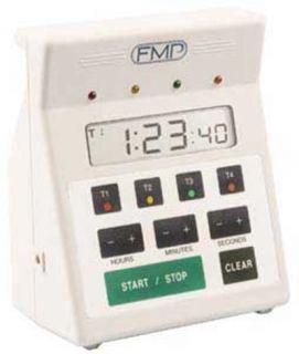 Franklin Machine Digital Timer, Adjustable by Hour/Minute/Second