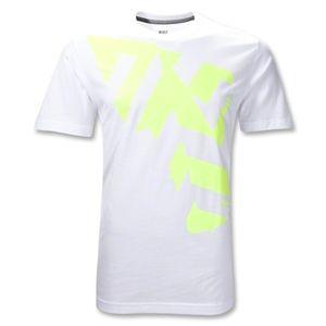 Nike Cristiano Ronaldo Graphic T Shirt (White)