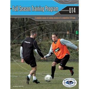 hidden Full Season Training Program U14 Soccer Book