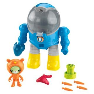 Fisher Price Octonauts Tweaks Octo Max Suit