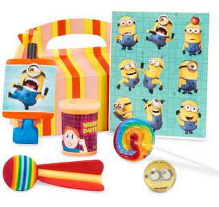 Despicable Me 2   Party Favor Box