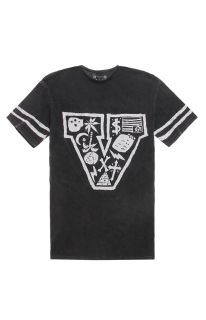 Mens Vanguard Tee   Vanguard High Society T Shirt